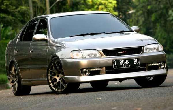 Update Modifikasi Toyota Corona Terbaru 2014
